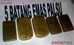 emas1 batangan palsu
