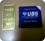 ubs emas